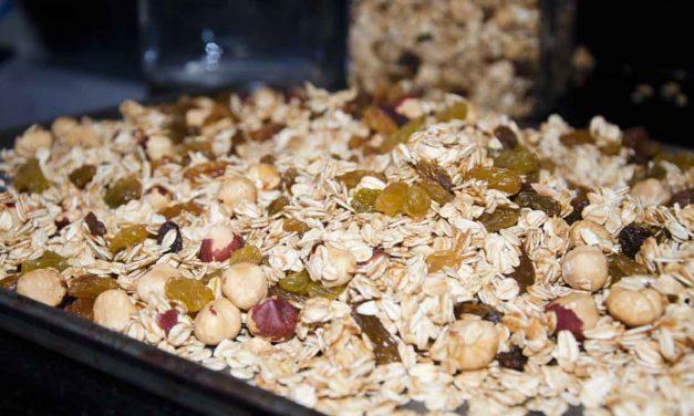 Better than Bare Naked®: How to Make Homemade Granola