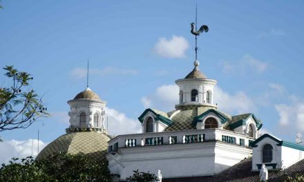 The Myth Behind The Quito Cathedral Weather Vane