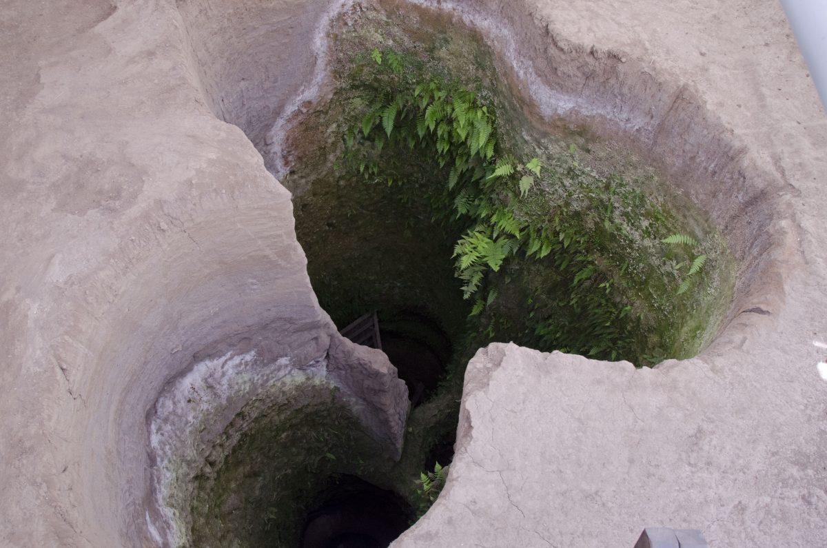 Burial Pits; La Florida Archeology Site, Quito, Ecuador | ©Angela Drake
