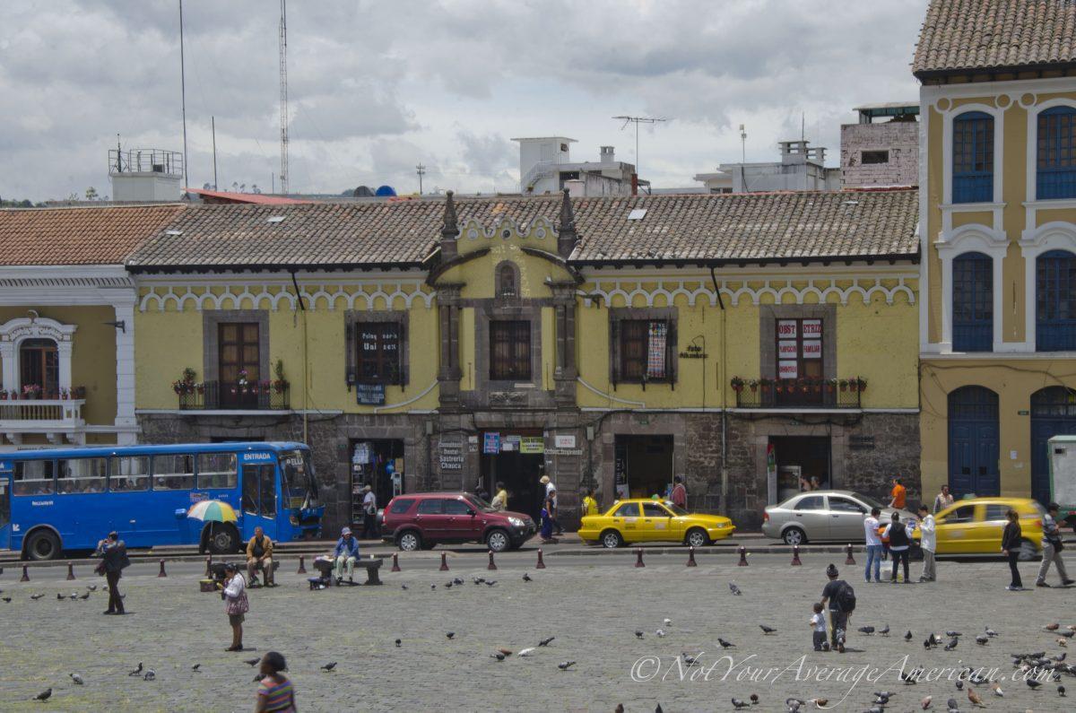 My Favorite Hueca in Quito
