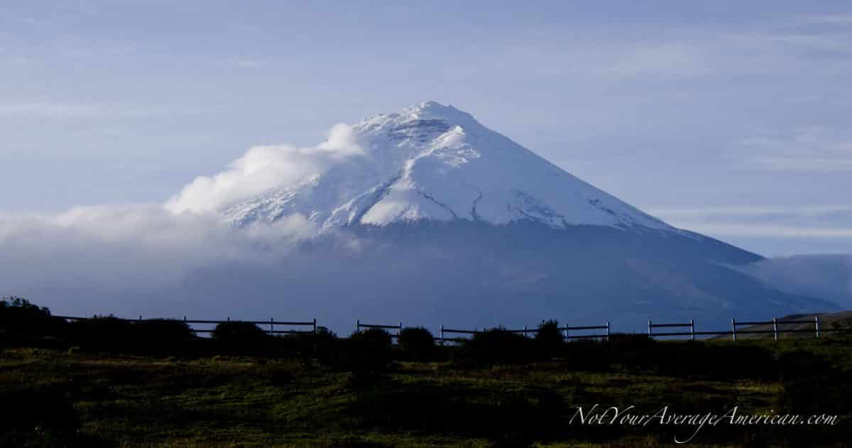 The Imminent Threat of Cotopaxi
