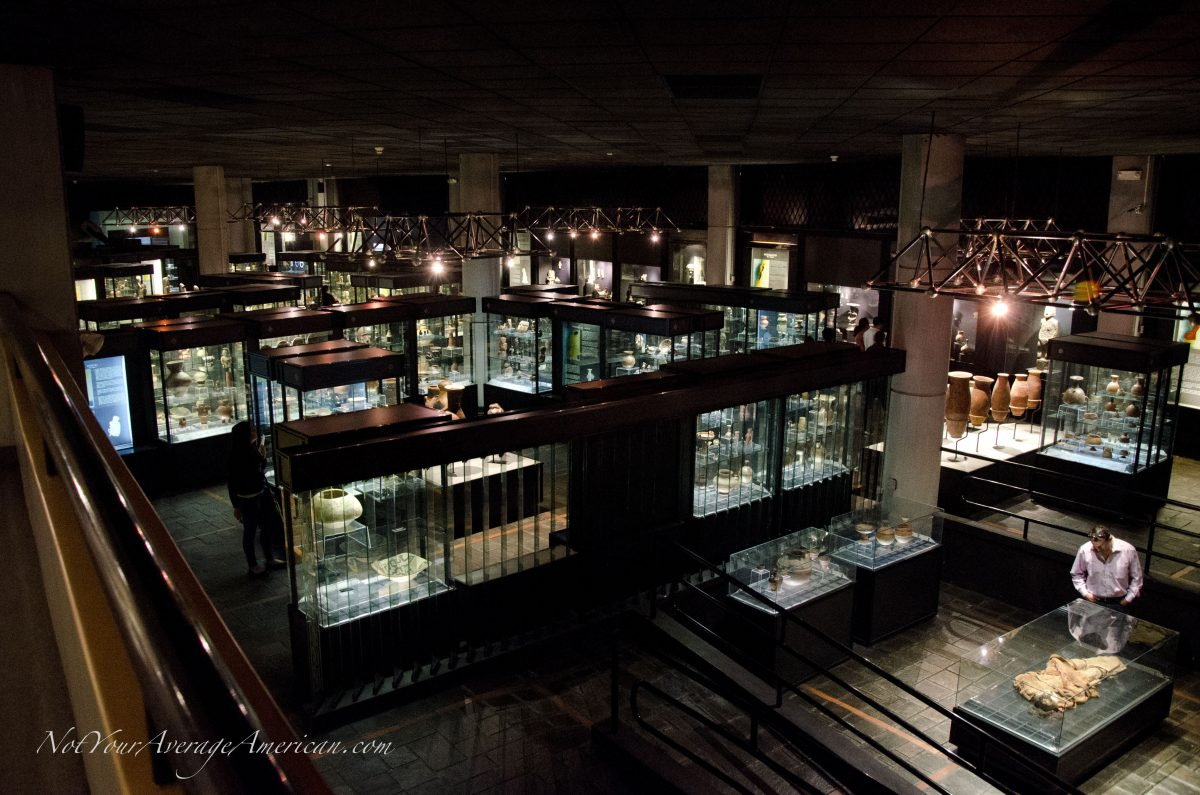 Ancient Pottery; Museo Nacional, Casa de la Cultura, Quito, Ecuador | © Angela Drake