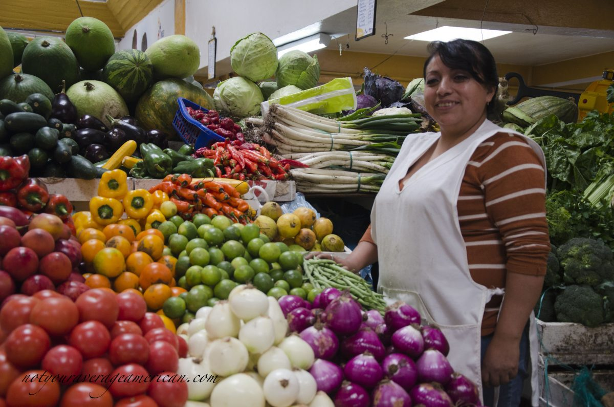 Wilma, Vendor, Iñaquito