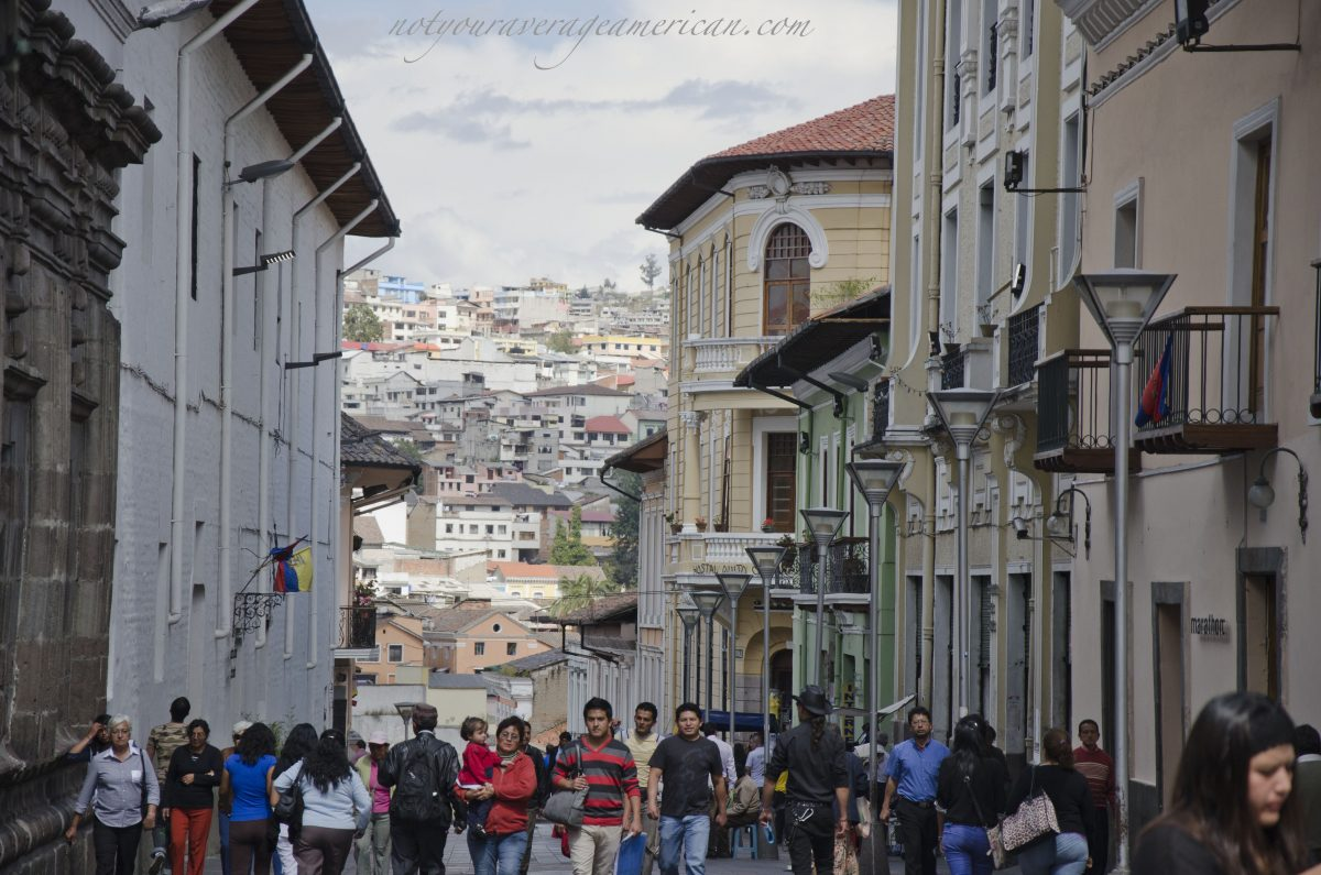 Traveling Safely in Quito