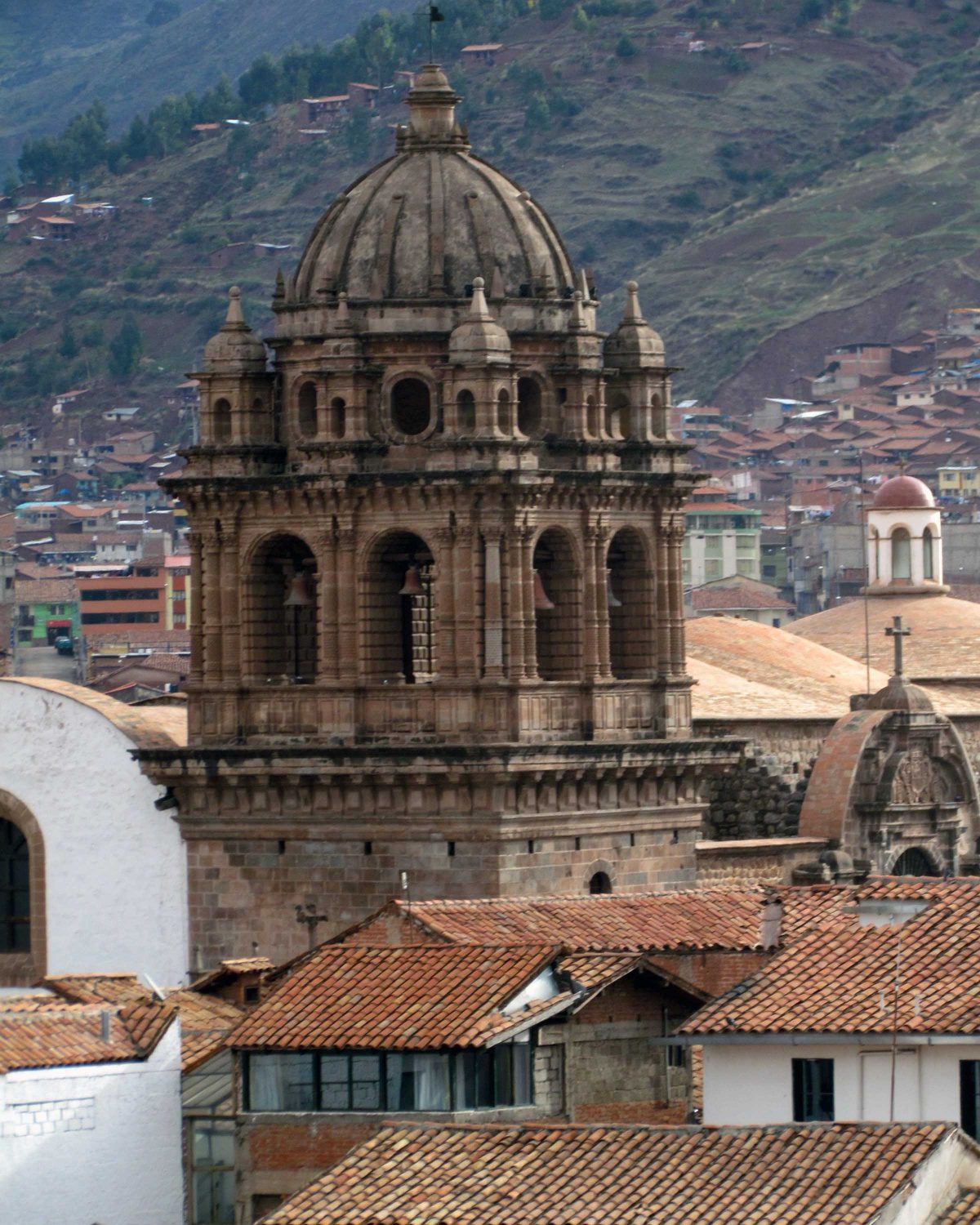 View of Cathedral of Cusco | ©Angela Drake