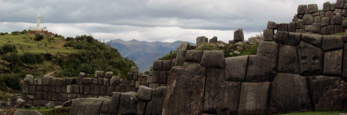 View of Saqsayhaumán near Cusco, Peru | ©Angela Drake