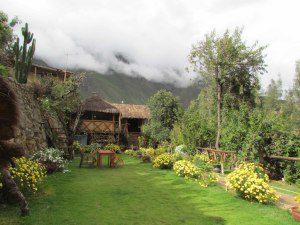 Restaurant in Ollantaytambo