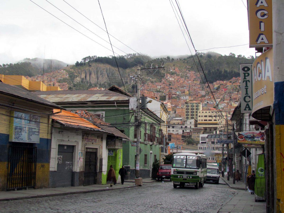 La Paz, Bolivia | ©Angela Drake