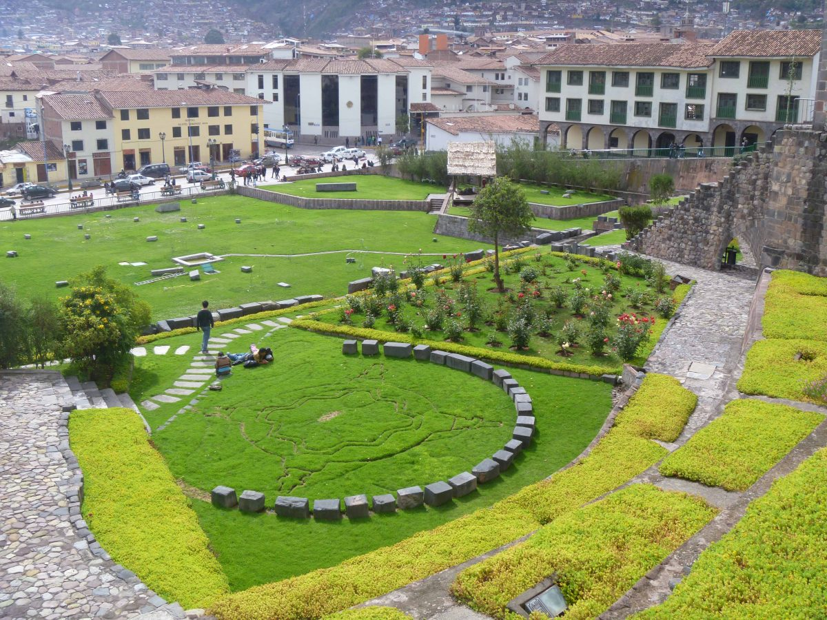 A Guided Tour of Cusco