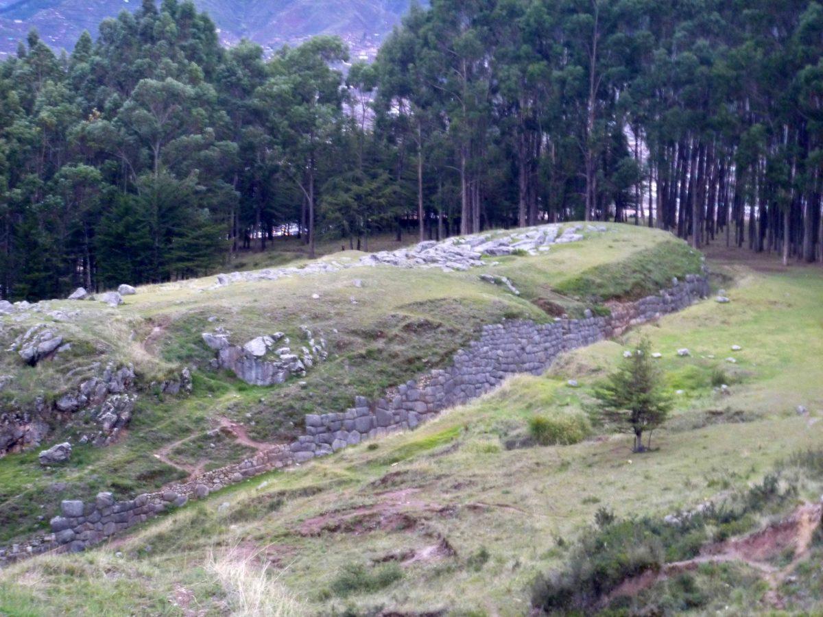 Site of Q'engo, Cusco, Peru | ©Angela Drake