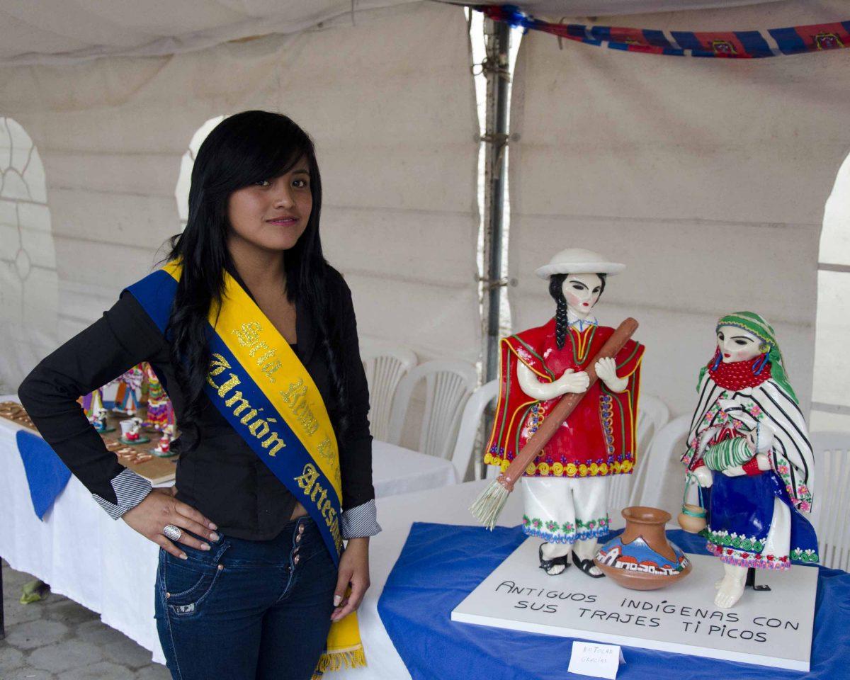 La Reina de Mazapán, Calderón, Ecuador | © Angela Drake