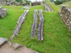 Examples of aqueduct channels