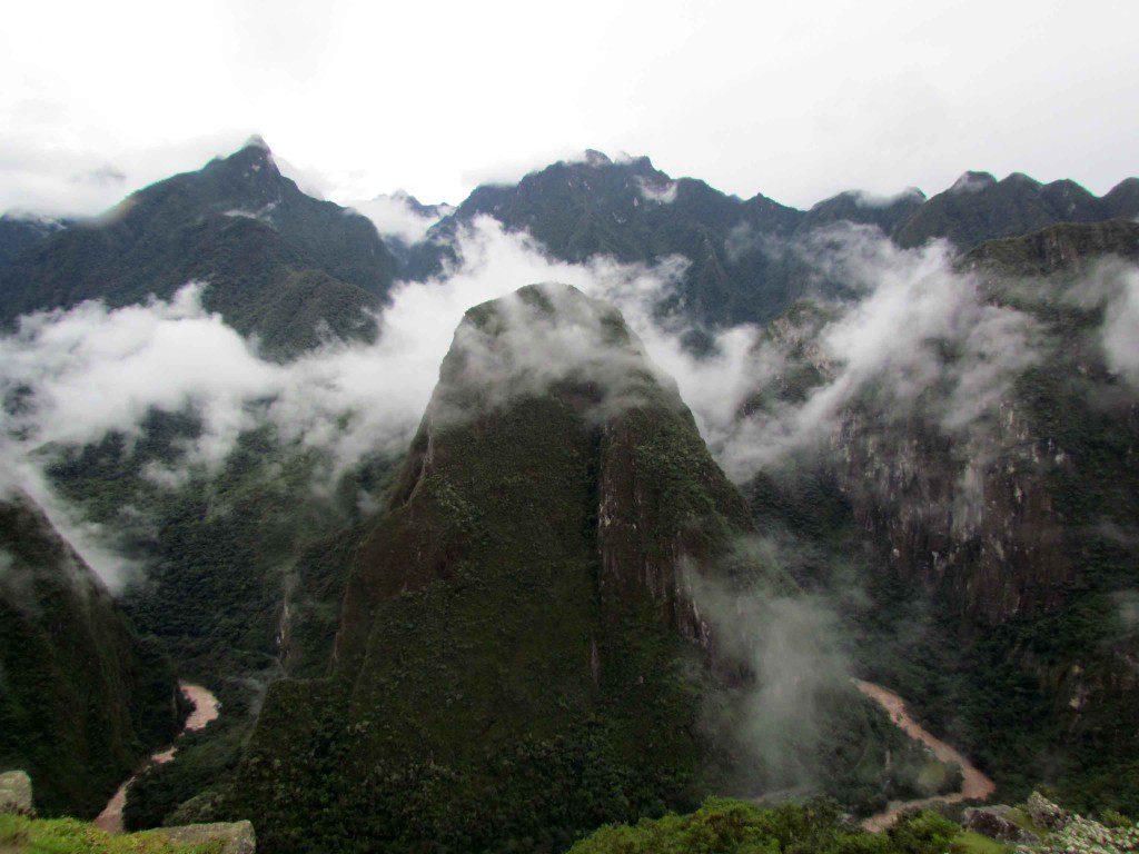 Mountains, mountains everywhere