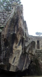 The mountain in the Temple of the Condor