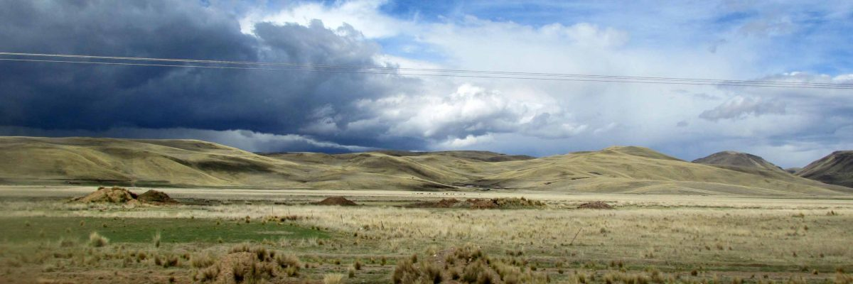 From Cusco to Puno on Christmas Eve