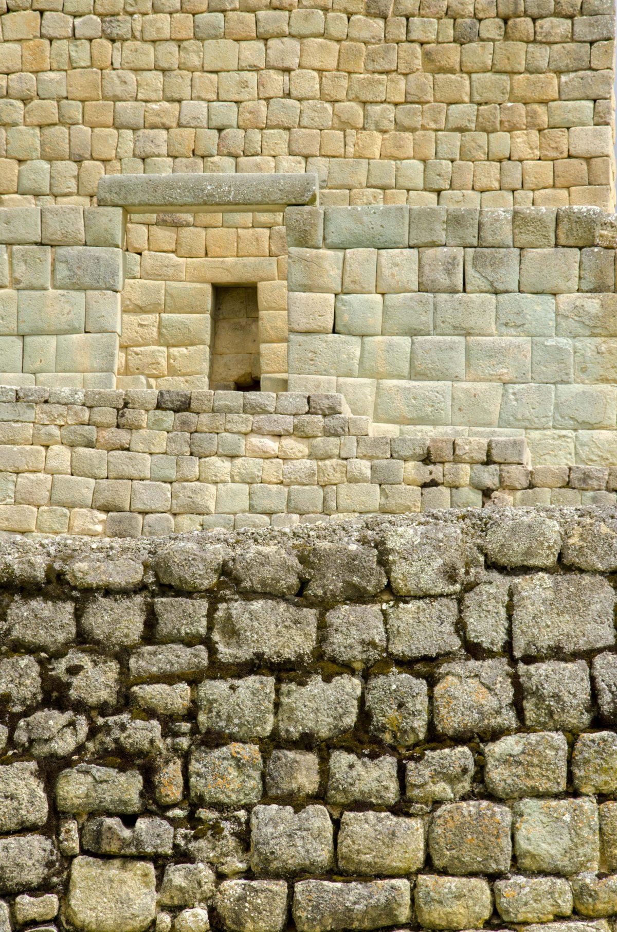 Walls, Sacred and Plain, Ingaprica, Cañar Province, Ecuador