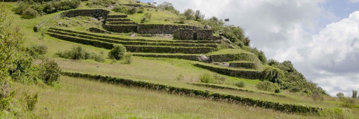 Cojitambo – The Ruins