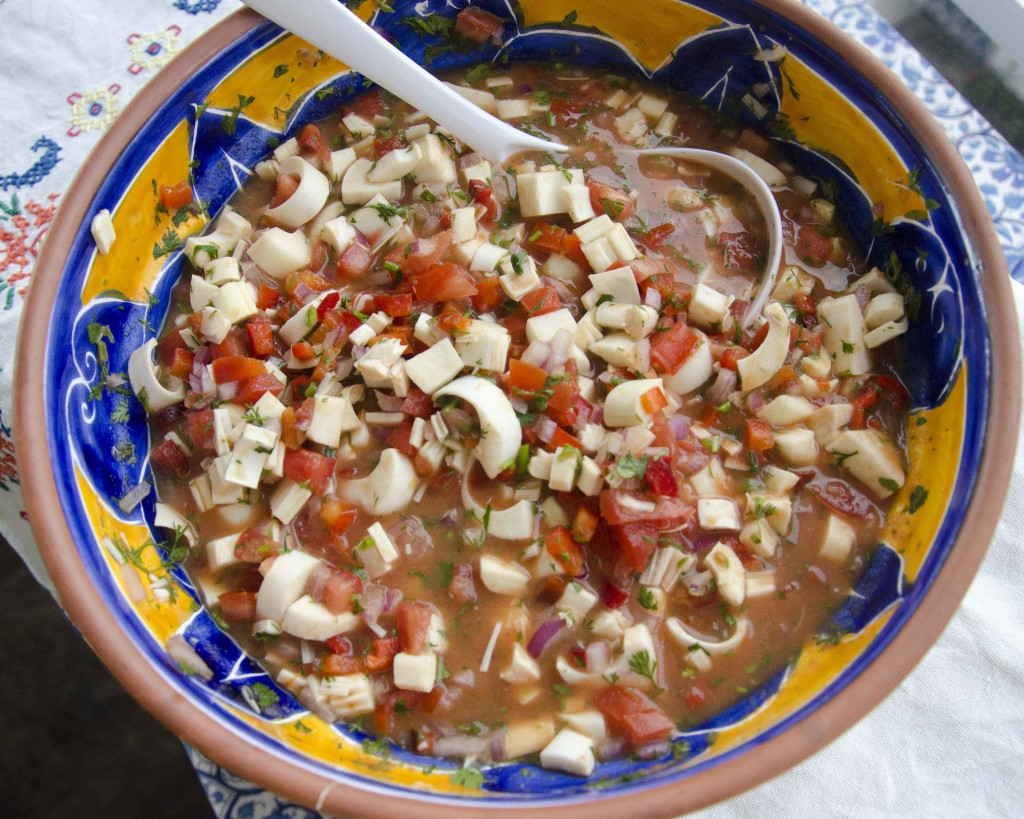 Ceviche for a Crowd