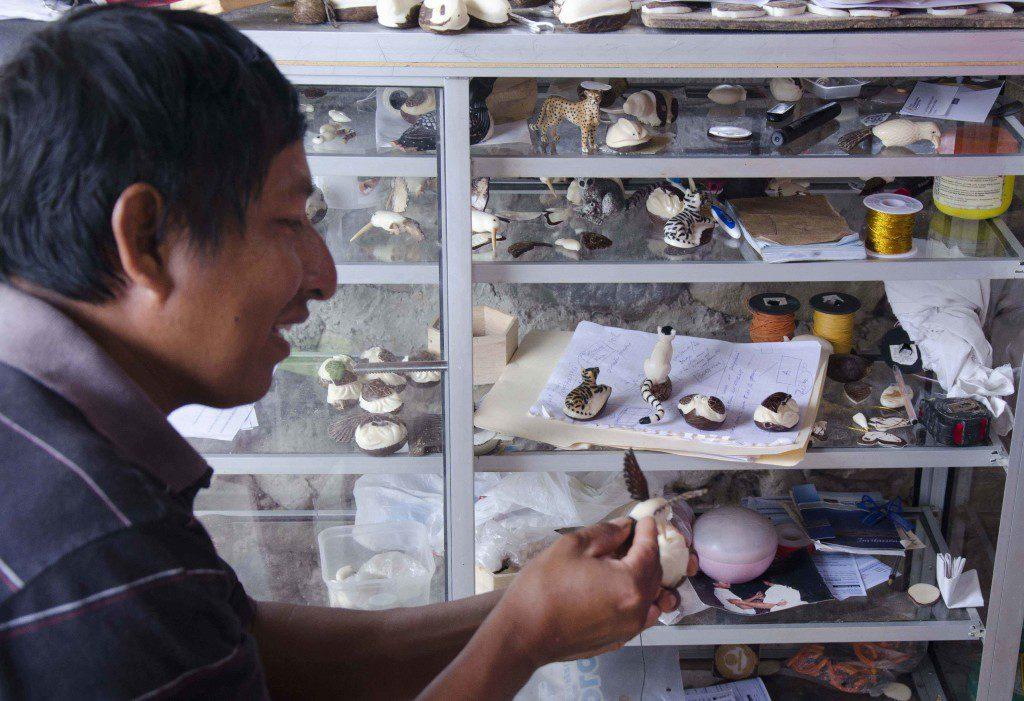 Tagua Artist