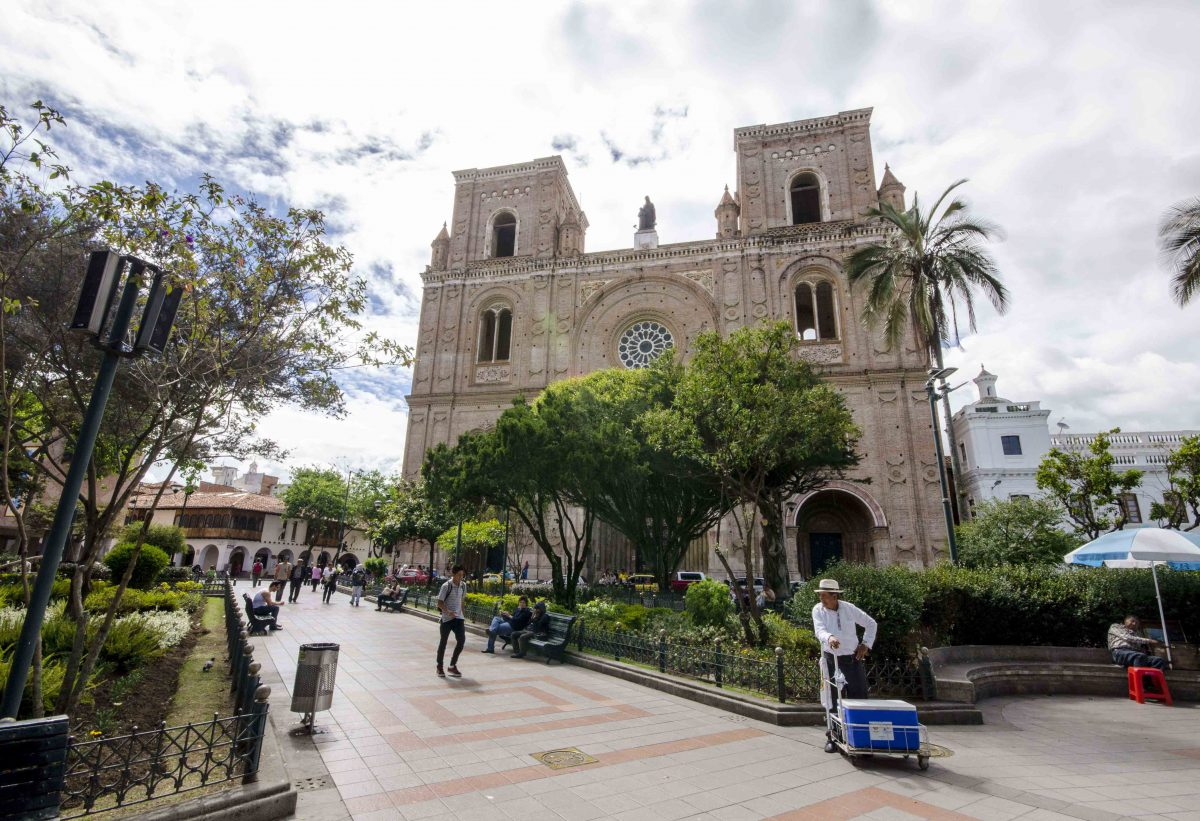 The New Cathedral, Cuenca
