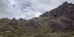 Mountains and High Paramo