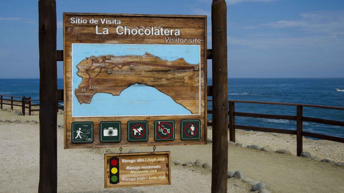 La Chocolatera, Salinas