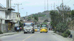 Main Street, Montañita