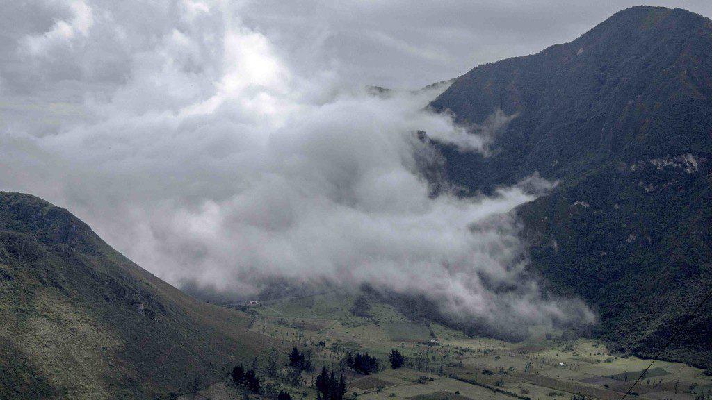 Encroaching Clouds