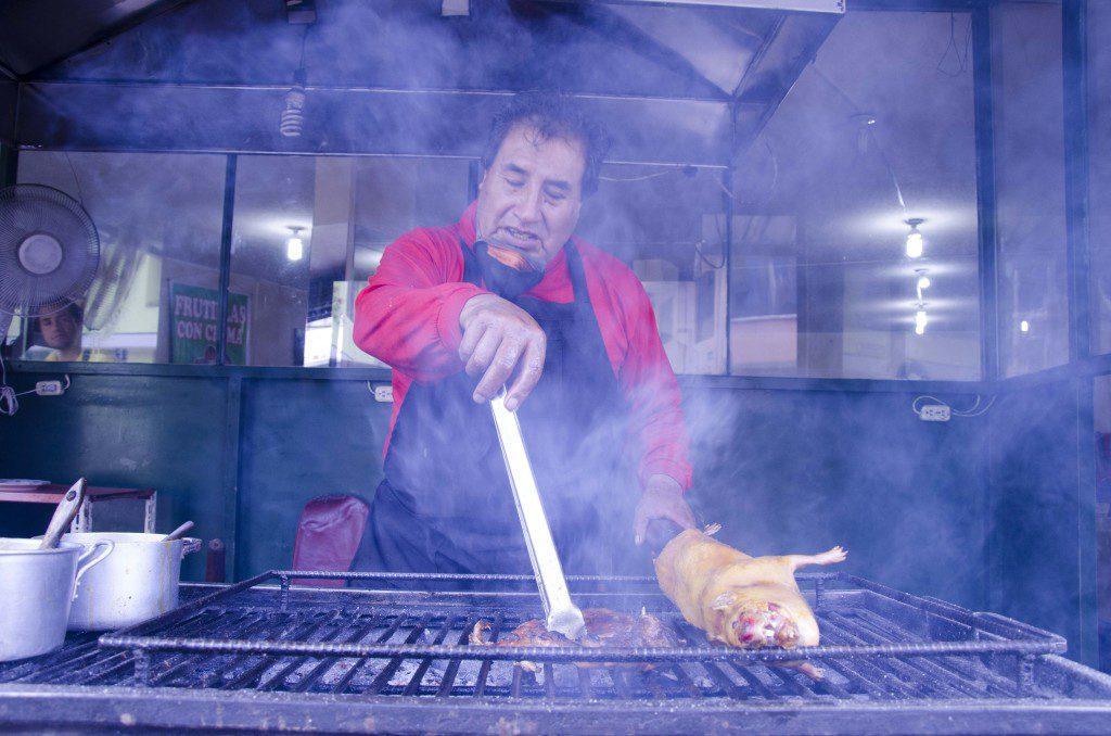 Our Chef, Enrique