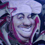Lost Graffiti by MSC