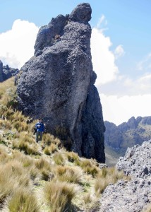Reaching the Rocky Points