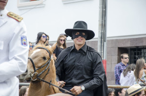 Zorro of the 1st Amateur Race