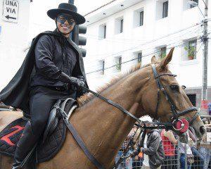 Zorro of the Elite Race