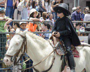 Zorro of the Children's Race