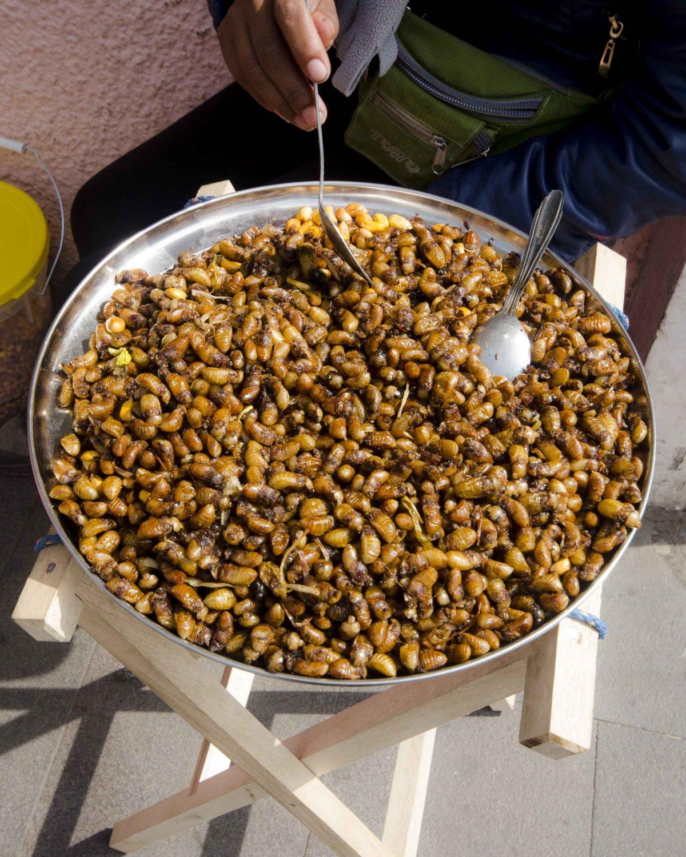 Catzos for Sale in Otavalo, Ecuador | ©Angela Drake