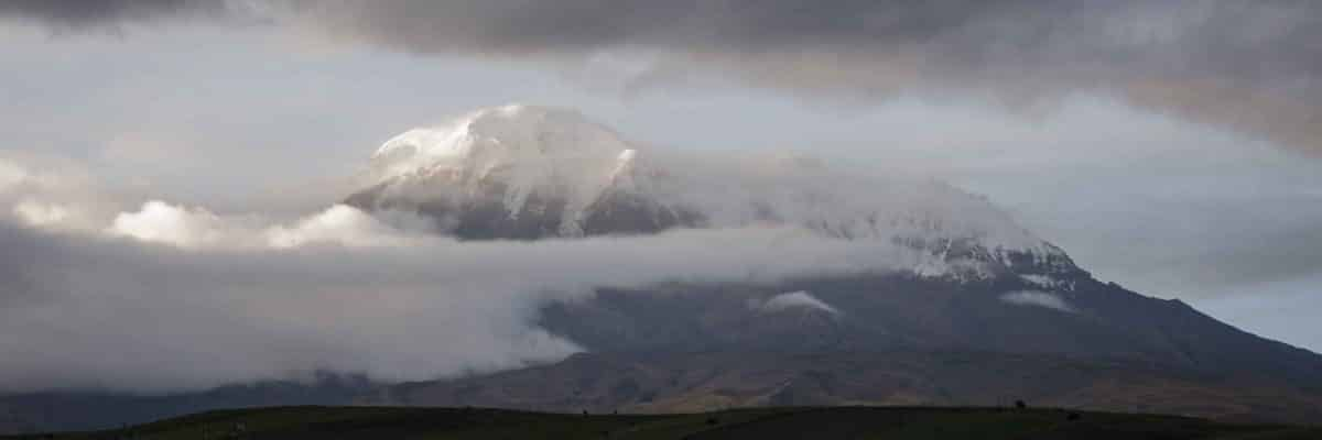 Chimborazo on a Sunday Afternoon