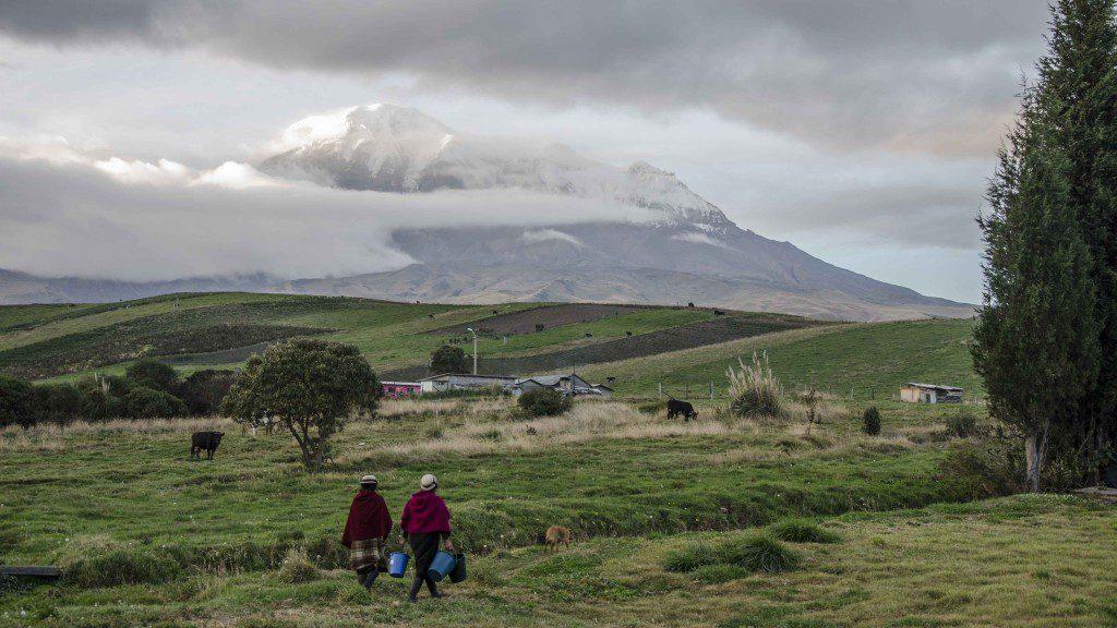 Milk Maids of Chimborazo