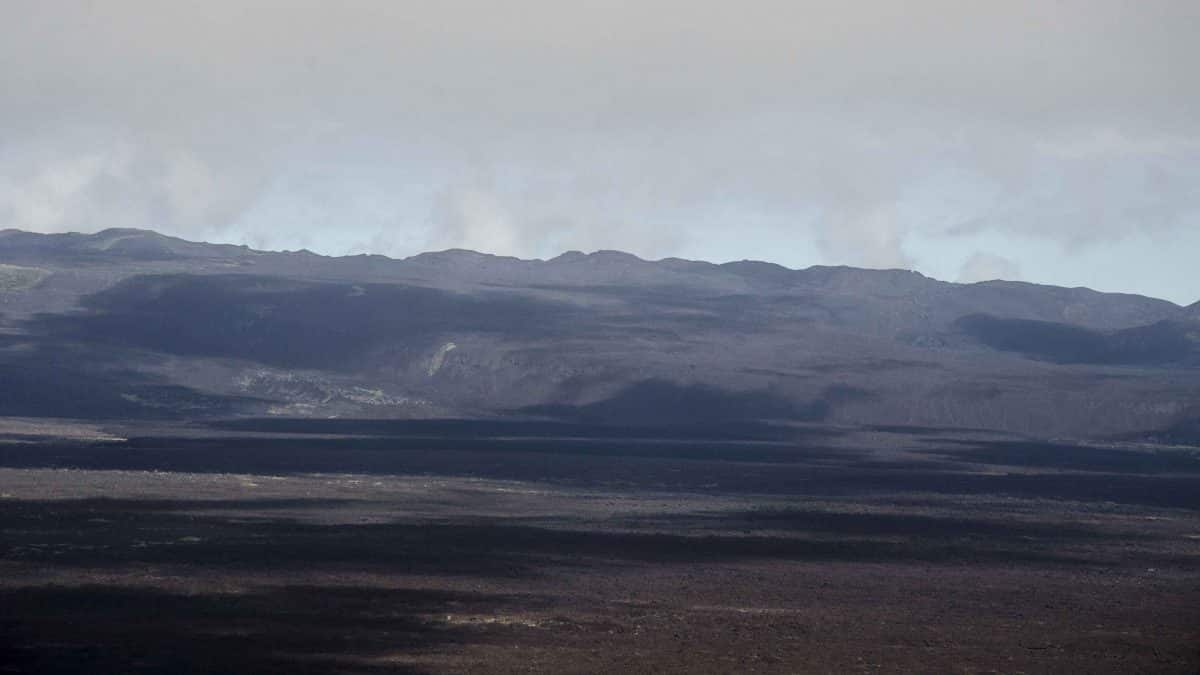 Galapagos Sierra Negra Volcano Erupts (Updated July 8, 2018)
