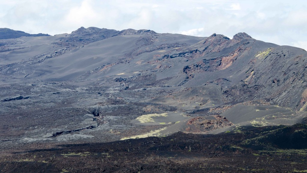 The Latest Eruption