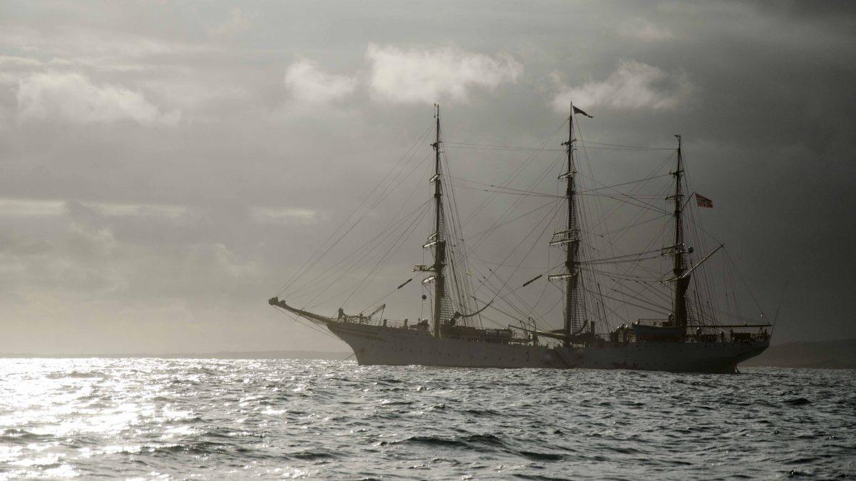 Three Mast Ship from Norway