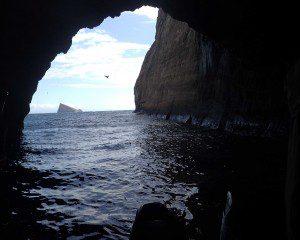 Cavern at 4 Hermanos