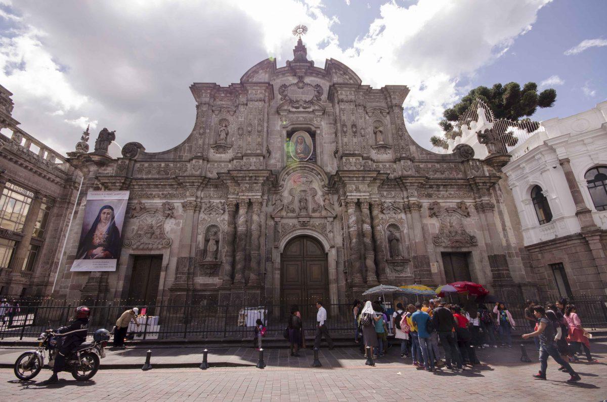 Gateway to Ecuador: Quito