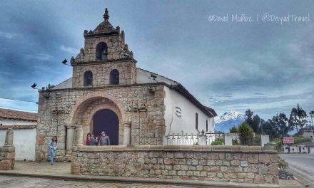 The Oldest Church in Ecuador