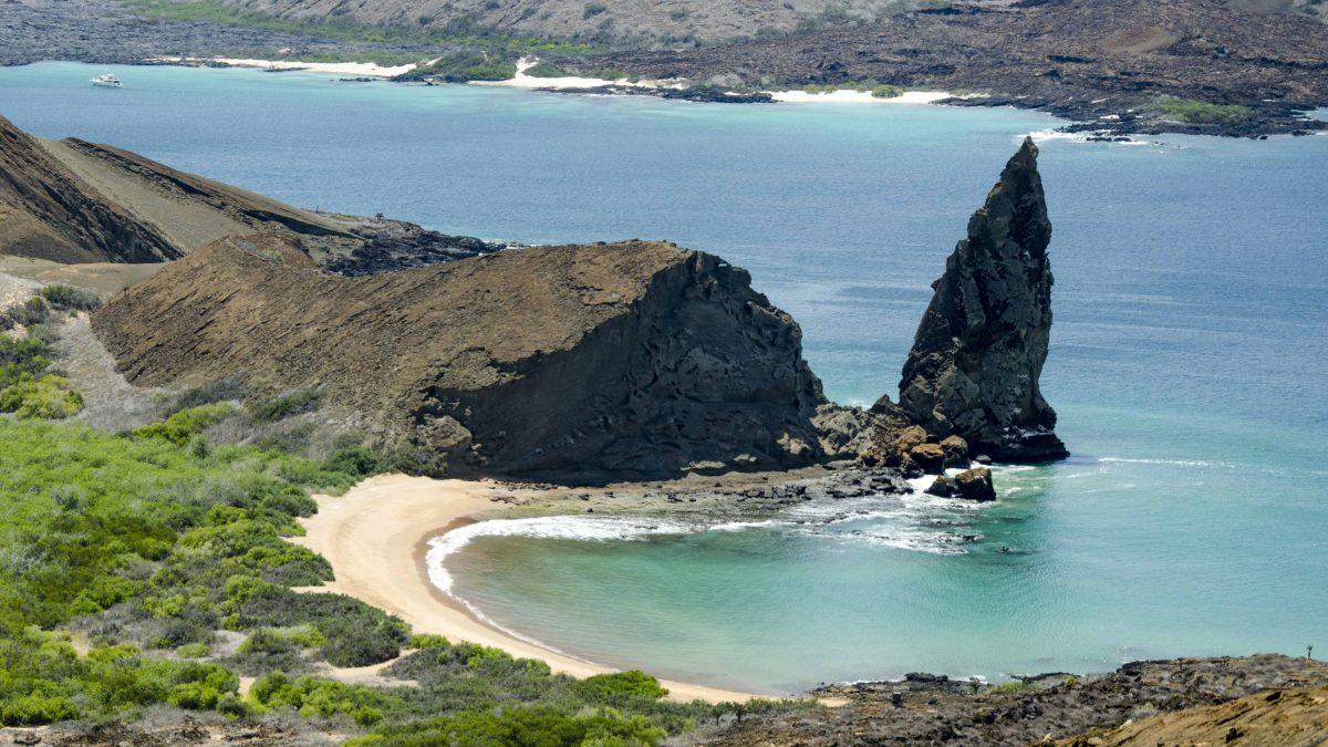 A Volcanic Landscape – Bartolome Island