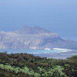 View towards Cerro Brujo