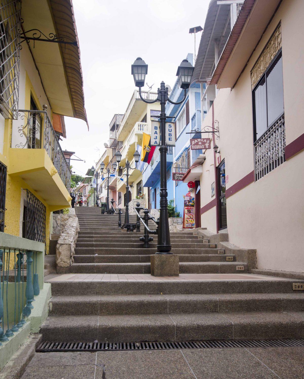 Las Peñas, Guayaquil, Ecuador | ©Angela Drake