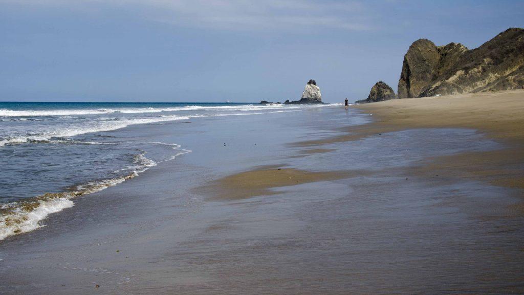 The Beach at San Lorenzo