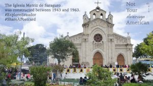Saraguro Postcard