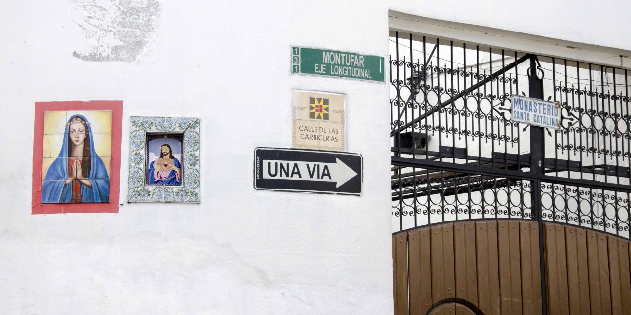 The San Marcos District, Quito