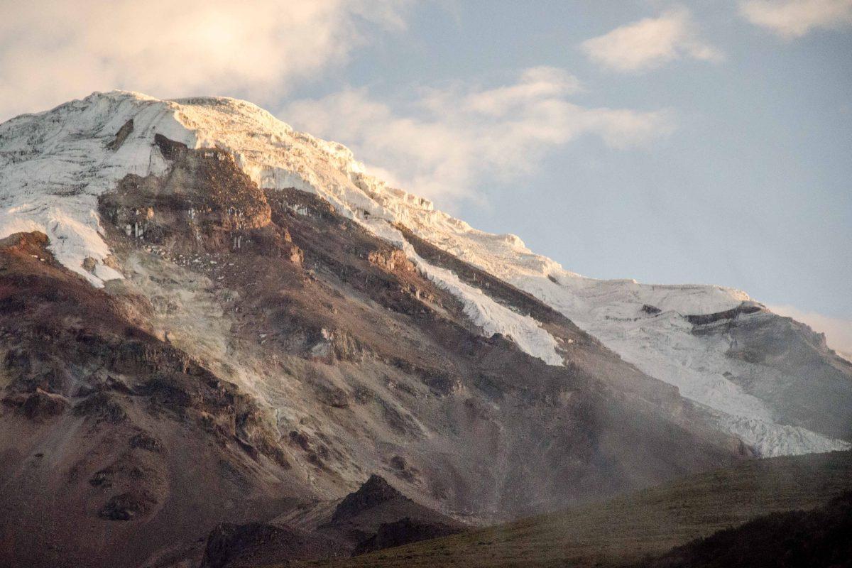 Taita Chimborazo and Mama Tungurahua